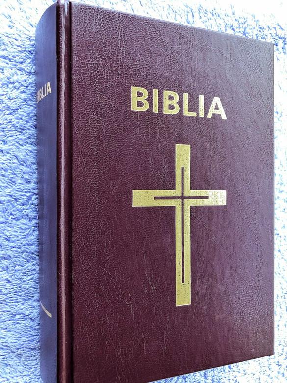 Slovak Bible / Slovakia Slovenčina / Biblia - Písmo sväté Starej a Novej zmluvy (9788071401827)