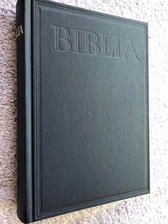 BIBLIA Hungarian Protestant Bible / 1997 Print (9633006902)