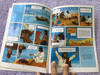 Isa Mesih / Turkish Comic Strip Bible Story Book on the Life of Jesus / Illustrator: Willem de Vink (9754620261)