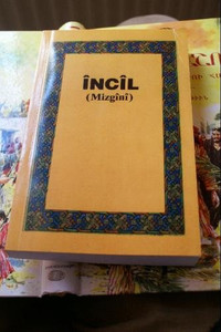 INCIL ( Mizgini ) / Kurdish Kurmanji New Testament