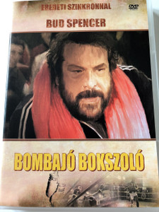 Bombajó bokszoló DVD 1982 (Bomber) / Audio: Hungarian / Starring: Bud Spencer, Jerry Calà / Directed by: Michele Lupo (5999545581240)