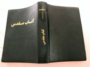 Farsi Bible for Outreach / Green Vinyl Bound / Great for People from Iran / Persian Bible