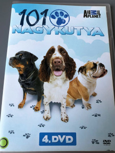 101 Nagykutya 4 / Animal Planet Dogs 101 S-4 / Audio: Hungarian, English