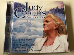 Judith Marjorie Collins CHRISTMAS  / Christmas with Judy Collins Audio CD