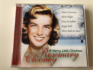 Merry Little Christmas by Rosemary Clooney / Audio CD