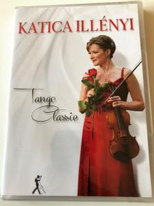 Illényi Katica: Tango Classic DVD koncert a Vigadóban 2017 (5999546013306)