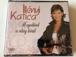 Illényi Katica: Hegedűvel a világ körül  / Reader's Digest Special Collector's Edition 3 CD + 1 DVD