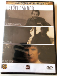 Petőfi Sándor - Kötelező olvasmányok (DVD Film) A helység kalapácsa / Az apostol / Bolond Istók / Audio: Hungarian