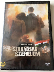 Szabadság, szerelem DVD 2006 Children of Glory /  Directed by Goda Krisztina / Hungary's Revolution of 1956 / Produced by Andrew G. Vajna / Written by Joe Eszterhas, Colin K. Gray