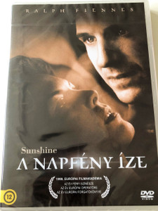 A Napfény íze DVD Sunshine 1999 / A Taste of Sunshine Ein Hauch von Sonnenschein / Directed by István Szabó / Written by Israel Horovitz and Szabó / Starring: Ralph Fiennes, Rosemary Harris, Rachel Weisz, Jennifer Ehle, Deborah Kara Unger UPC 5999549907770  Made in Hungary