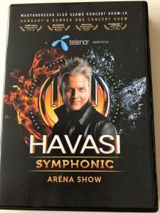 Havasi Balázs: Symphonic Aréna Show 2015 DVD / Hungary's Nr.1 Concert Show
