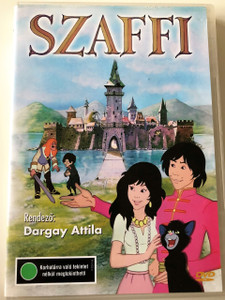 Szaffi DVD 1985 / Director: Dargay Attila / Hungarian Cartoon / Magyar animációs mesefilm / Író: Jókai Mór