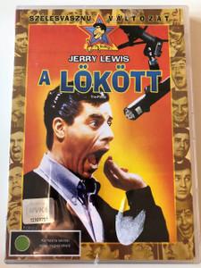 The Patsy DVD 1964 A lökött / Directed by Jerry Lewis / Produced by Ernest D. Glucksman / Written by Jerry Lewis, Bill Richmond / Starring: Jerry Lewis, Ina Balin, Everett Sloane, Phil Harris, Keenan Wynn, Peter Lorre, John Carradine