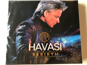 Havasi Balázs - Rebirth CD Houdini / Stílus: Klasszikus crossover / 15 New Compositions 2018