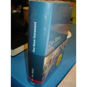 Die Bibel - Das Neue Testament. Großdruck (Gebundene Ausgabe) / German BIBLE
