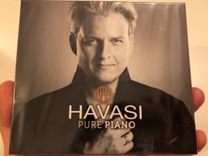 Havasi Balázs - Pure Piano / 2 CD Csak a zongora / Symphonic Concert Management Kft., 2017