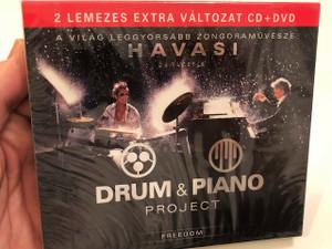 Havasi Balázs - Drum & Piano Project (Havasi & Endi) - Freedom CD+DVD