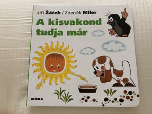 A kisvakond tudja már / Krtek the Little Mole Understands Now
