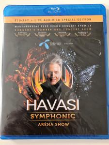 Havasi Symphonic Aréna Show - Magyarország első számú koncert Showja / Blu-ray + Live Audio CD (5996818405371)