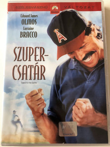Talent for the Game DVD 1991 / Directed by Robert M. Young / Starring: Edward James Olmos, Lorraine Bracco, Terry Kinney, Jamey Sheridan, and Jeff Corbett
