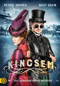 Kincsem DVD Bet On Revenge / Best Hungarian Film in 2017 / Directed by Herendi Gábor / Starring: Nagy Ervin, Petrik Andrea