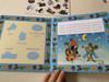 A kisvakond zenekara - Zdeněk Miler / Krtek's band / HUNGARIAN BOARD BOOK ABOUT LITTLE MOLE / Activity book for children / WITH 20 piece of MAGNET FIGURE (9789631192407)