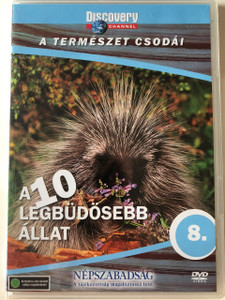 Discovery Channel Wonders of Nature:  Stinkers! - The Ten Smelliest Animals On Earth /  A természet csodái 08. - A 10 legbüdösebb állat / By Duane Clark / Audio: English, Hungarian