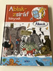 Ablak - Zsiráf könyvek / állatok / Classic Hungarian Picture Dictionary For Children about animals / Tanulj Magyarul (9789634150503)