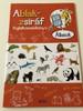 Ablak - Zsiráf könyvek / állatok - Foglalkoztatókönyv / Classic Hungarian Picture Dictionary , ACTIVITY BOOK For Children about animals / Szinezz! Oldd meg! Találd ki! Nézz utána! (9789634150510)