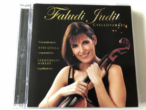 Faludi Judit - Csellóvarázs CD Chello Magic / Faludi Judit - Violoncello / Kiss Gyula - Piano / Szenthelyi Miklós - Violin