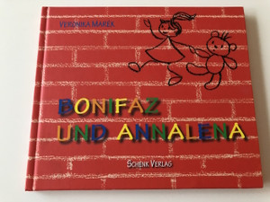Bonifaz und Annalena - Veronika Marék / German Edition Book for Children / HARDCOVER (9783939337027)