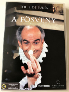 L'Avare / A Fösvény DVD 1980 The Miser / Jean Girault, Louis de Funès / L'Avare de Molière