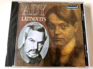 Ady Endre Versei: Ady - Latinovits Zoltán előadásában Audio CD / HCD13735