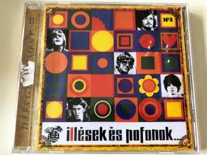 Illés Együttes – Illések És Pofonok... (№ 3) CD / Hungaroton – HCD 17398