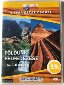 Discovery Channel Wonders of Nature: Földünk felfedezése - Az élõ bolygó / Fearless Planet - Earth Story DVD 2008 / Audio: English, Hungarian / Star: Simon Kerr (5999016370113)