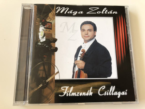 Mága Zoltán - Filmzenék csillagai CD / Famous Movie Scores