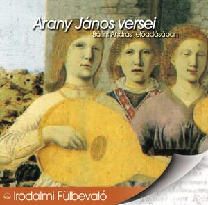 Arany János versei - hangoskönyv Bálint András előadásában / Audio CD / Hungarian Poet 26 Poems