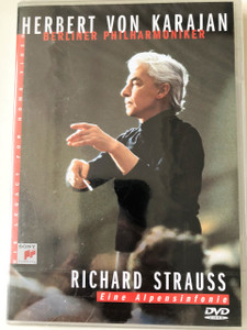 Herbert Von Karajan - Eine Alpensinfonie DVD 2003 / Berliner Philharmoniker