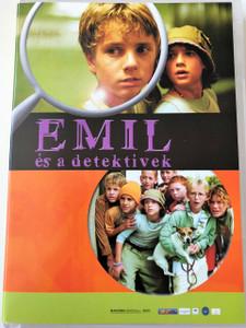Emil és a detektívek DVD Emil und die Detektive 2001 Emil and the Detectives / Directed by  Franziska Buch / Actors: Tobias Retzlaff, Anja Sommavilla, Jürgen Vogel, Maria Schrader, Max Befort / Erich Kästner