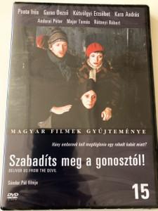 Szabadíts meg a gonosztól! 1978 DVD / Deliver us from Evil / Directed by Sándor Pál / Hungarian Movie Magyar Film - Region 2 PAL with English Subtitles