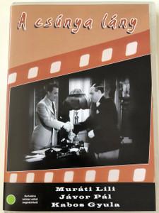 A csúnya lány DVD 1935 / magyar, romantikus vígjáték / Jávor Pál, Muráti Lili és Kabos Gyula főszereplésével / Directors: Gaál Béla, Henry Koster