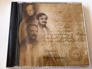 Himnusz - Szózat - Székely himnusz / Hungarian Audio CD containing the Hungarian National Anthem / MTV kiadó, 2013
