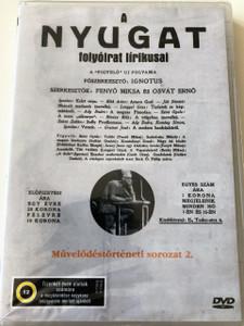 A Nyugat folyóirat lírikusai művelődéstörténeti film / A Nyugat folyoirat lirikusai - Muvelodestorteneti sorozat 2. / Hungarian Sound Only - Region 2 PAL DVD