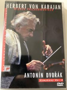 Symphony N° 8 in G major op. 88 / Antonín Dvořák / Herbert Von Karajan DVD 2004 / Wiener Philharmoniker