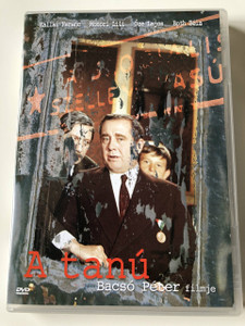 A Tanú / The Witness (1969), Hungarian Movie / Magyar Film / a.k.a. Without A Trace / [DVD Region 2 PAL] (5996357322191)