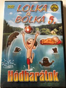 Lolka és Bolka 5. - Hódbarátok DVD 2010 / Audio: Hungarian Only / Directed by Wladyslaw Nehrebecki / Bolek and Lolek are two Polish cartoon characters from the children's TV animated comedy