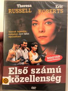 Public Enemies DVD 1996 A.K.A. Public Enemy No.1 / Elsőszámú közellenség / Directed by Mark L. Lester /Starring: Theresa Russell, Eric Roberts, Alyssa Milano