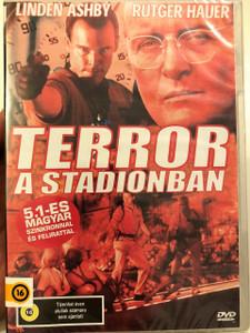 Blast 1996 DVD Terror Has No Limits / Terror a stadionban / Director: Albert Puyn /  Actors: Linden Ashby, Rutger Hauer, Andrew Divoff, Tim Thomerson, Shannon Elizabeth
