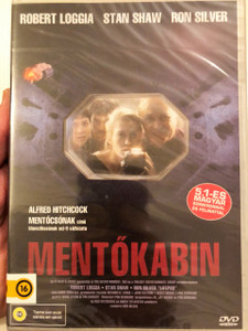 Lifepod DVD 1993 Mentőkabin / Based on Lifeboat by Alfred Hitchcock / Directed by Ron Silver / Starring: Ron Silver, Robert Loggia, Kelli Williams & C. C. H. Pounder