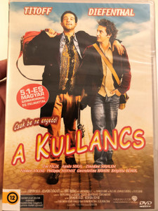L'Incruste DVD 2003 A Kullancs / The Squatter / Directed by Alexandre Castagnetti, Corentin Julius / Starring: Titoff, Diefenthal